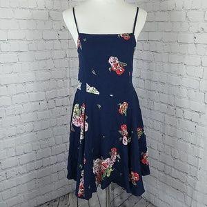 Pearle 88 Floral mini dress